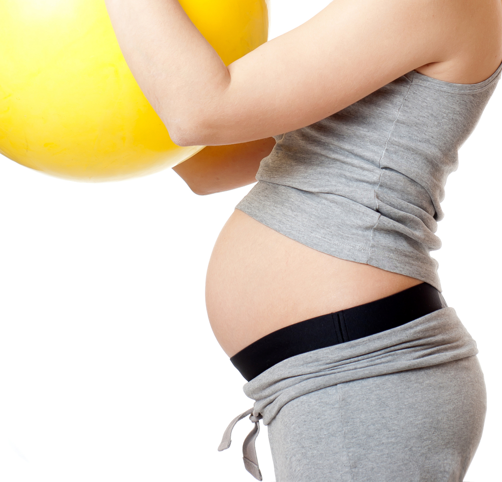 How much weight to gain if you're pregnant