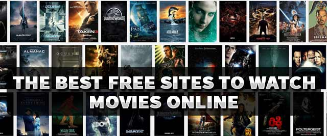 30+ Free Movies Websites To Watch Free Movies Online Without ...