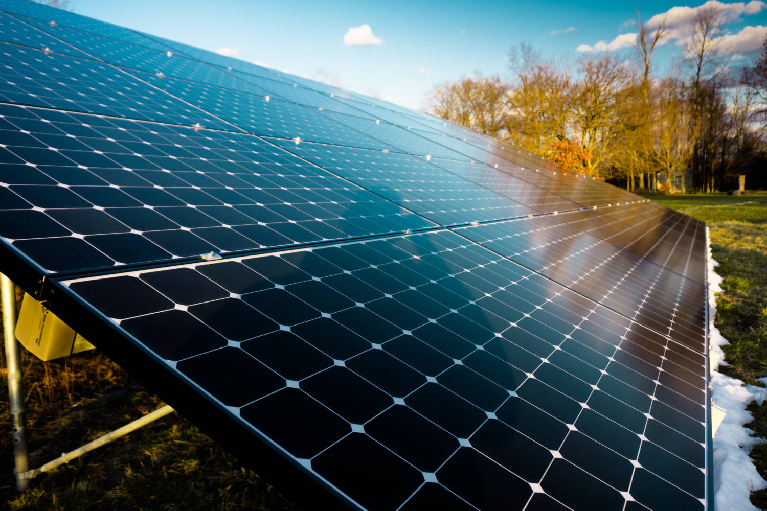 Increase In The Use Of Solar Energy Worldwide